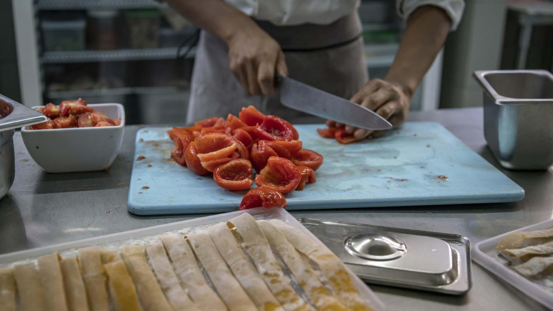 Pasta e Pomodori II