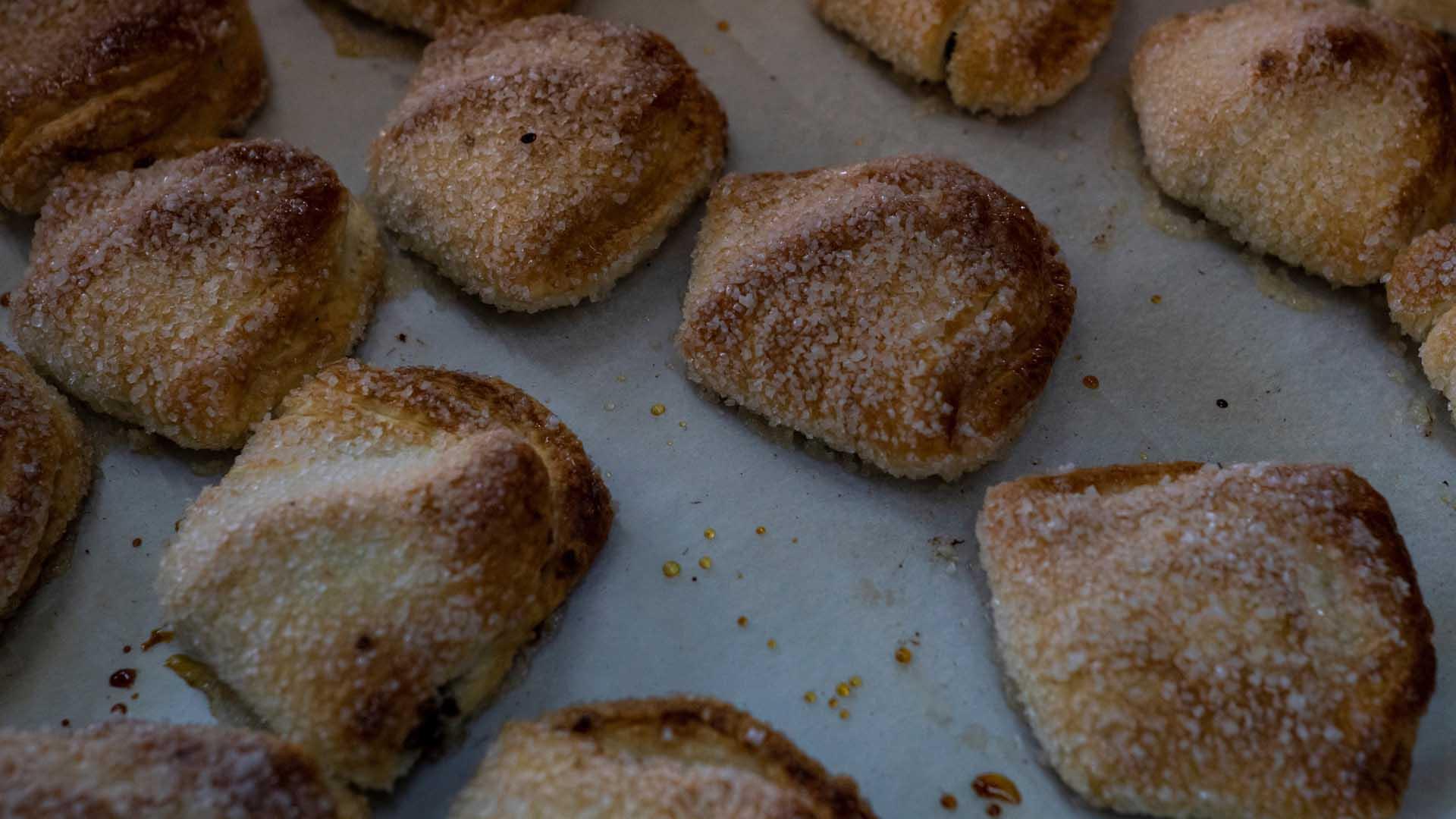 Jam Filled Pastries XXII
