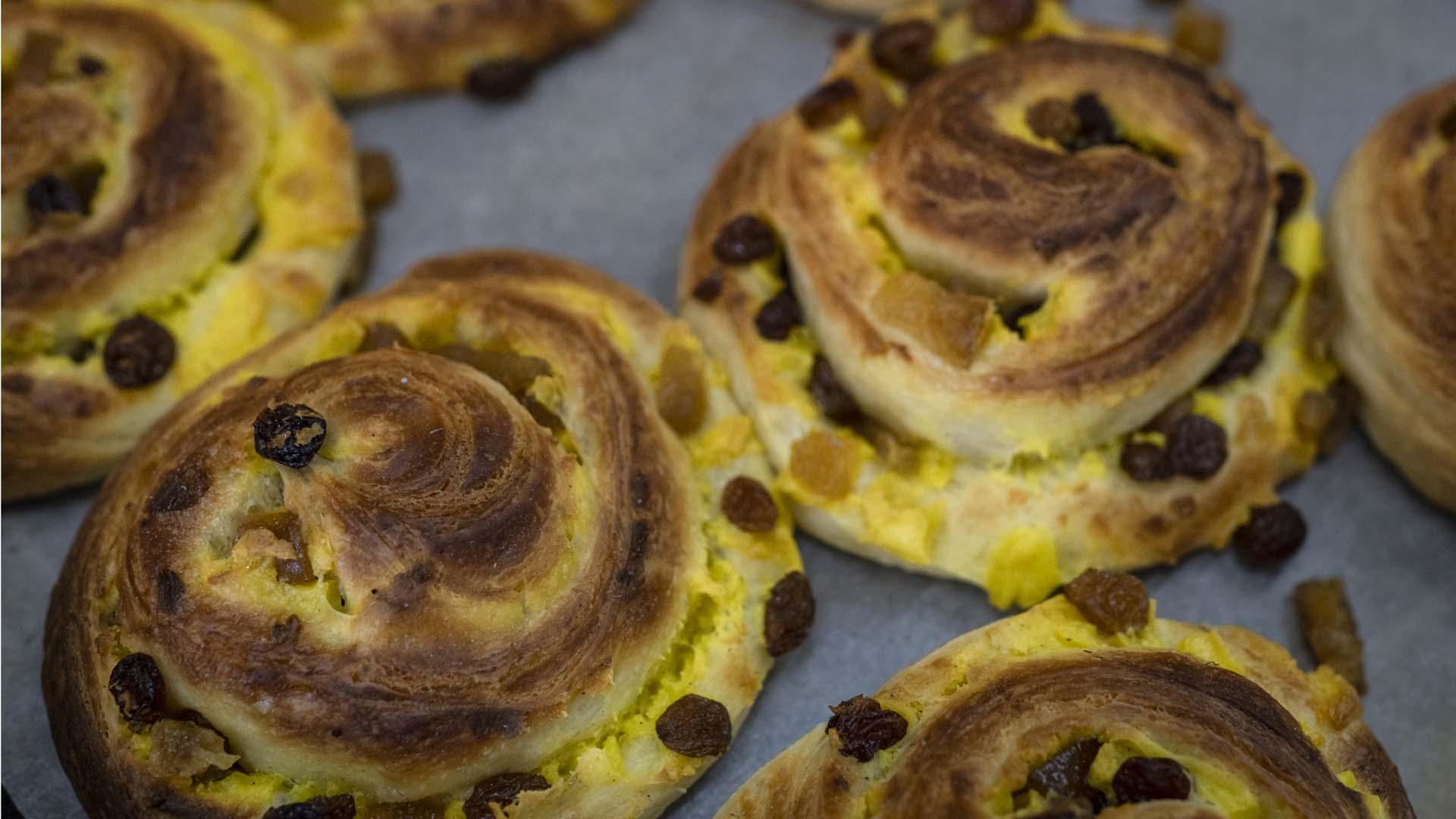 Pastries III